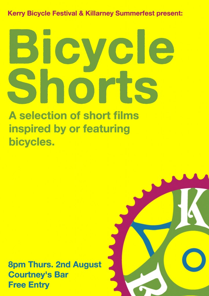 KBF Bicycle Shorts @ Killarney Sumerfest