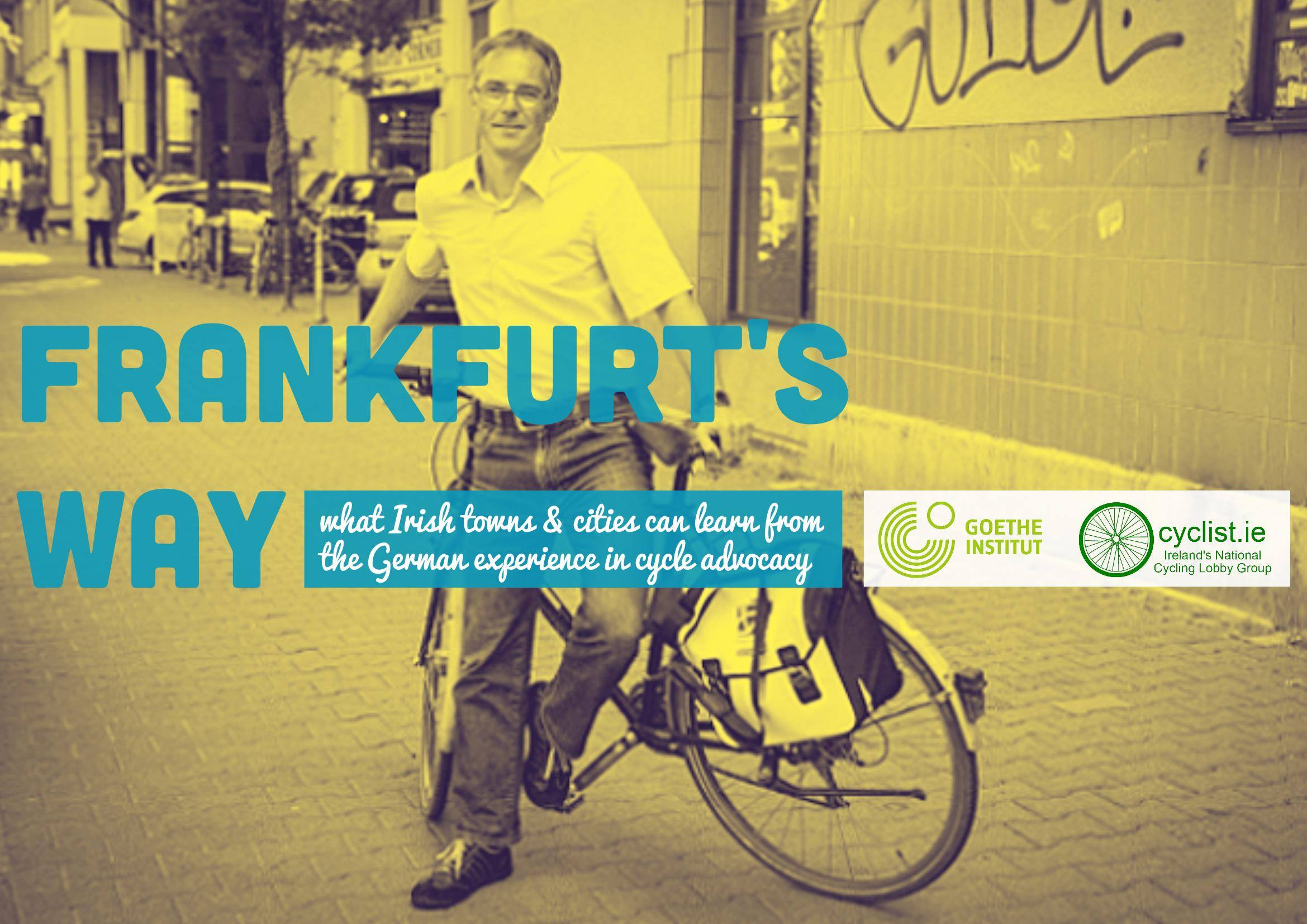 Cycle Advocacy talk